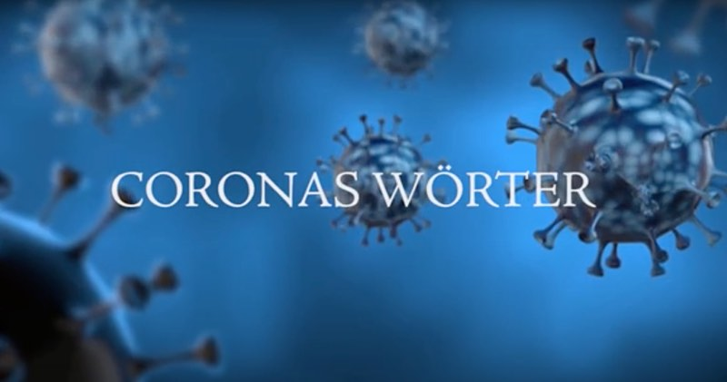Coronas Wörter