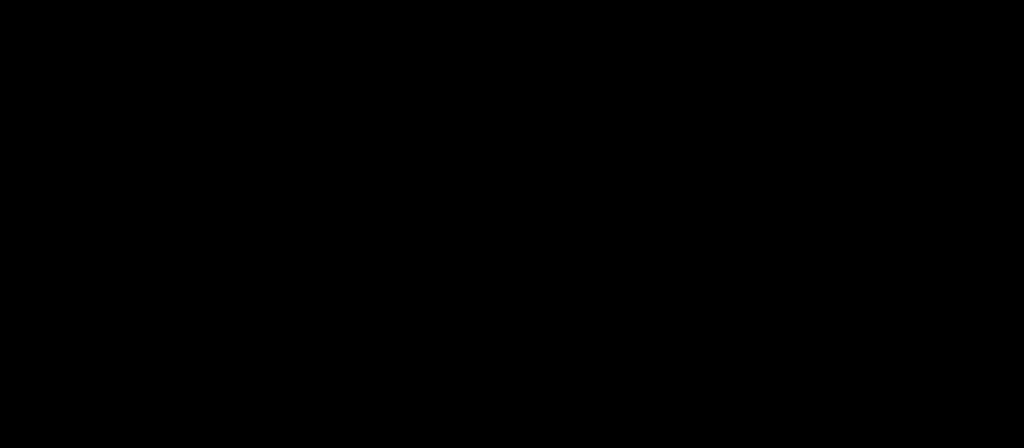 Notation (links) und Ausführung (rechts) eines                     Arpeggios