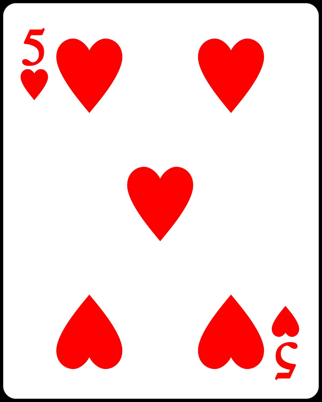 Fünfer (Spielkarte)