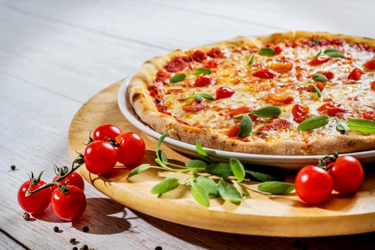 Pizza Ausfahren