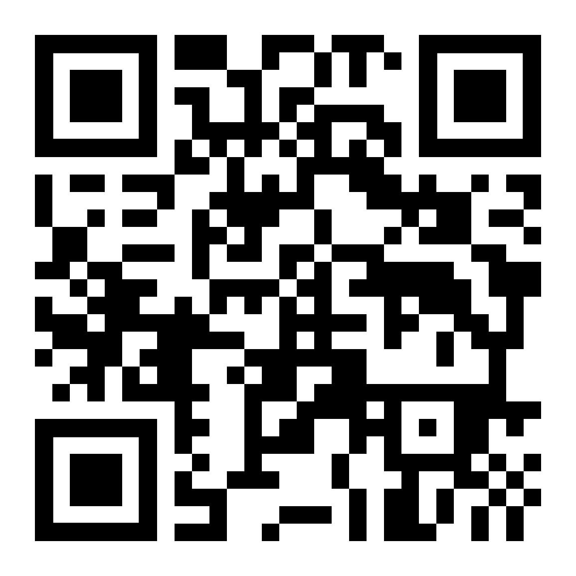 QR-Code für den DWDS-Artikel 'QR-Code'