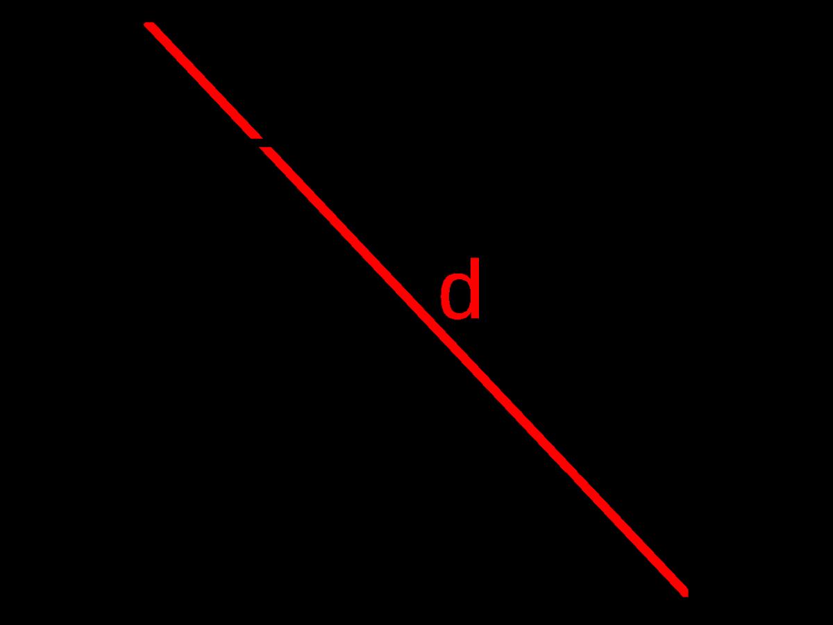 Quader mit Raumdiagonale