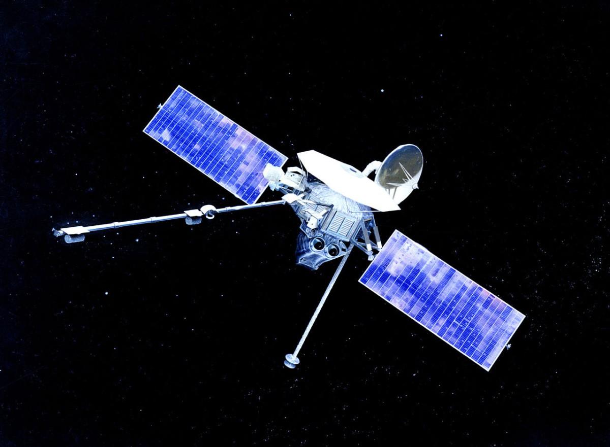 Raumsonde (Mariner 10)