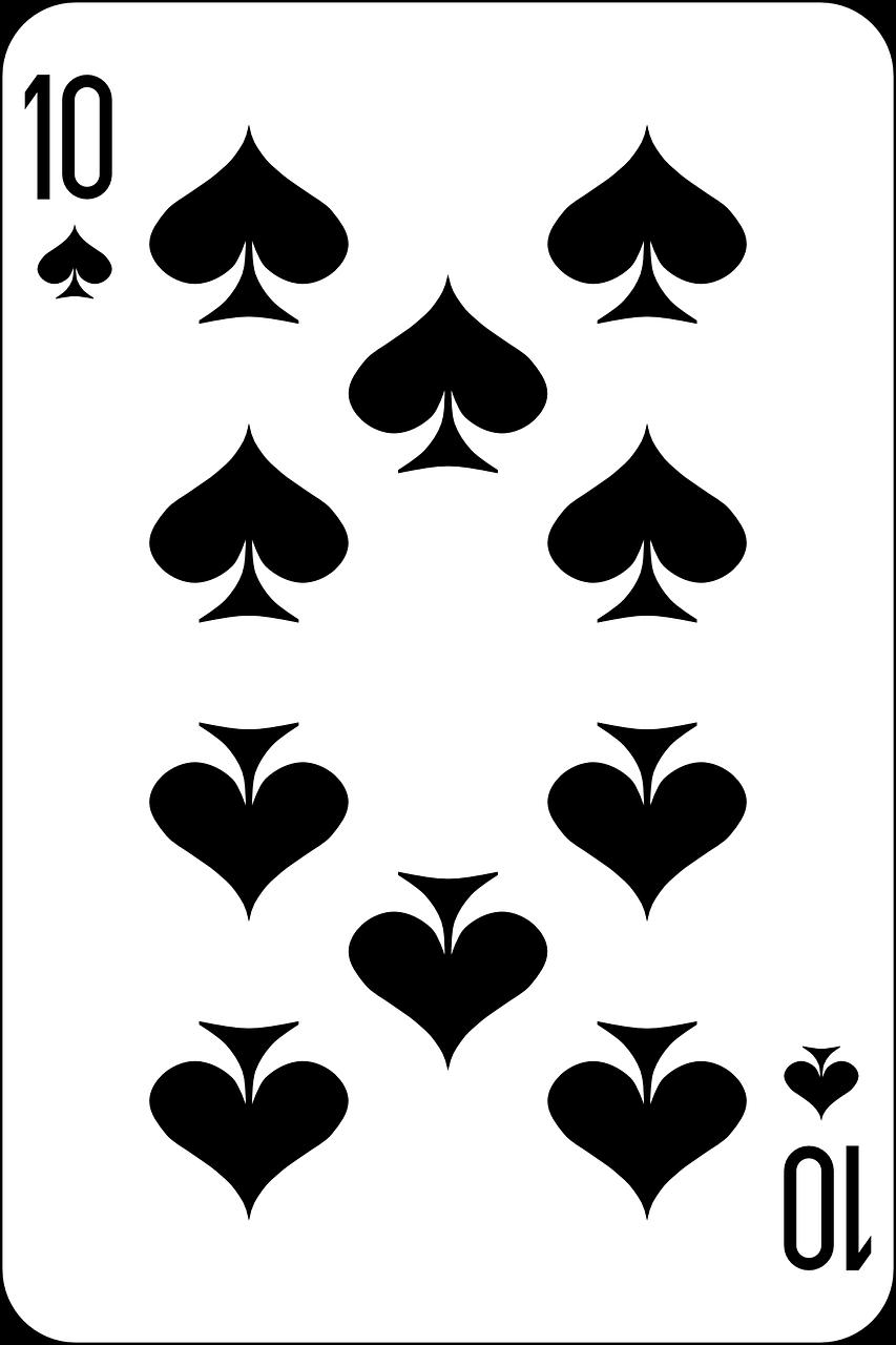 Zehner (Spielkarte)