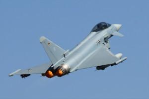 Mehrzweckkampfflugzeug Eurofighter Typhoon