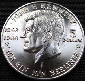 Fünfer (5-Dollar-Münze)