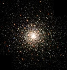 Kugelsternhaufen M80 im Sternbild Skorpion