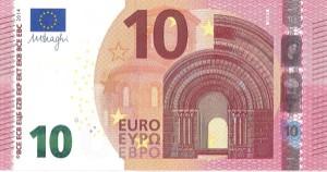 Zehner (10-Euro-Schein)