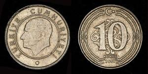 Zehner (10-Kurus-Münze)